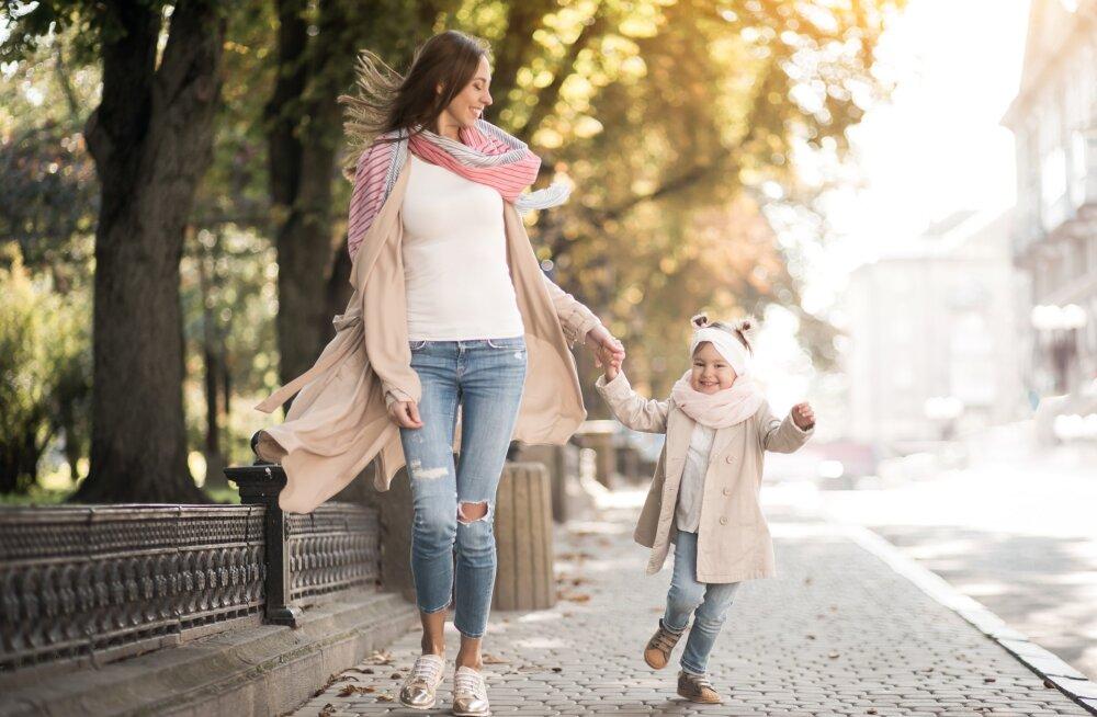 UURING: töötavad emad mõjutavad positiivselt lapse tulevikku