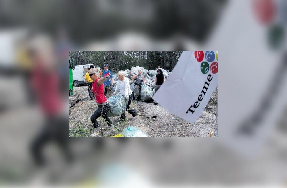 Всемирную уборку-2012 начали Словения и Португалия