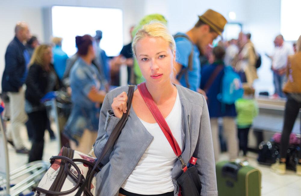 Oled näinud või ise teinud? 12 tegevust, mille abil kaasreisijad lennujaamas totaalselt närvi ajada