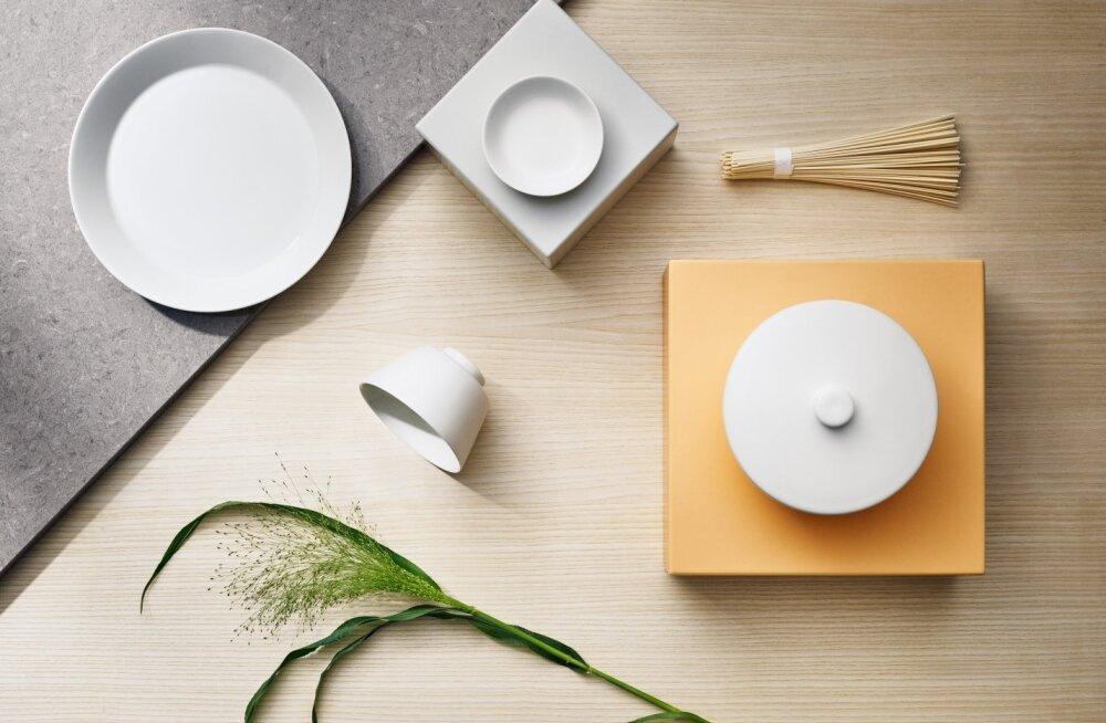 Iittala kollektsiooni lisandusid Aasia disainerite loodud sööginõud