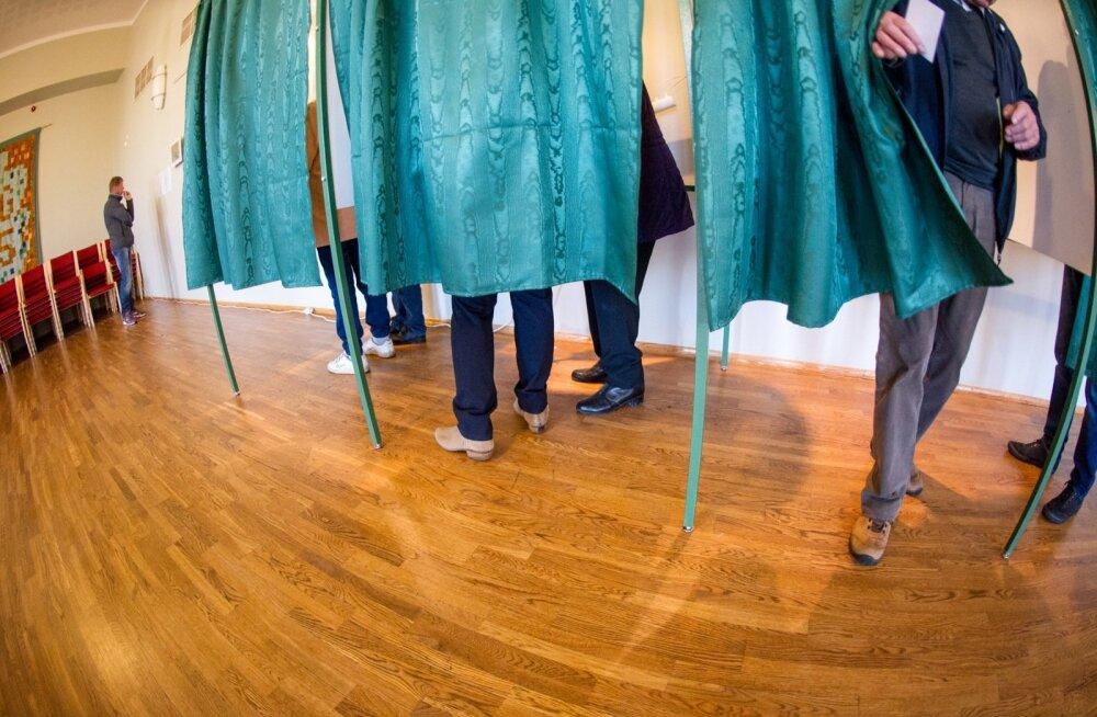 Valimised Sauel 2017