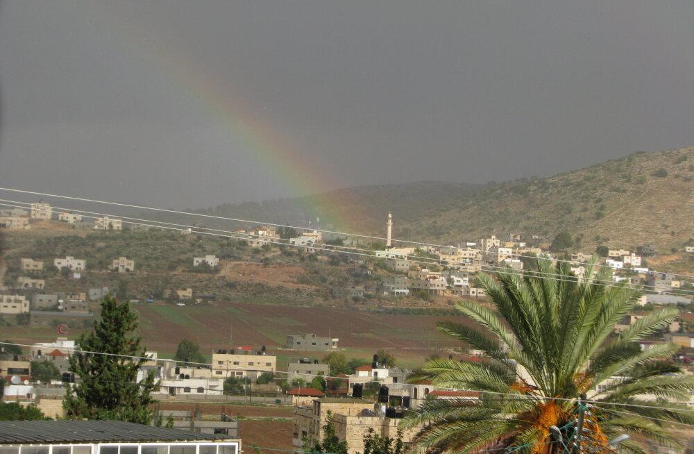 Palestiina põllumajanduse väljakutsed