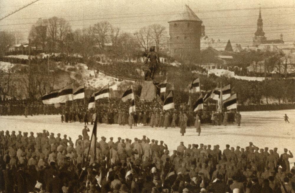 Jaanuari ajakiri Horisont tähistab Eesti 100. sünnipäeva