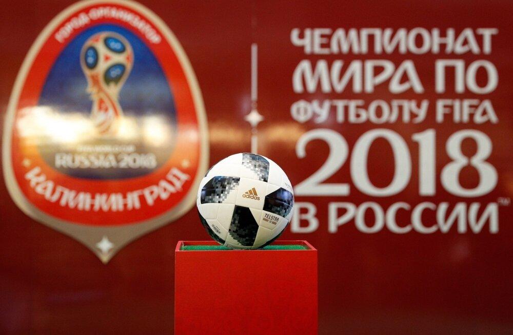 Moskva: inglased tahavad kadedusest diskrediteerida Venemaal toimuvat jalgpalli MM-i