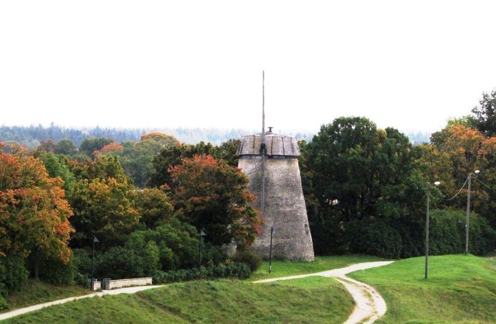 ФОТО читателя Delfi: Осенняя прогулка по чудесному Раквере