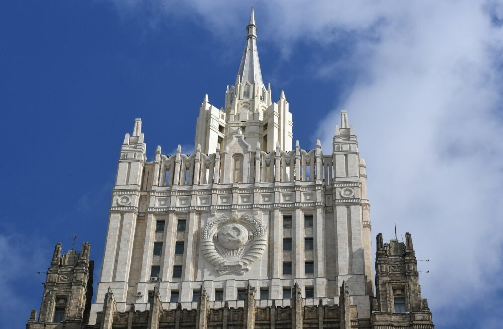 Vene välisministeerium Eesti raketiintsidendist: me ju ütlesime, et NATO on kasutu
