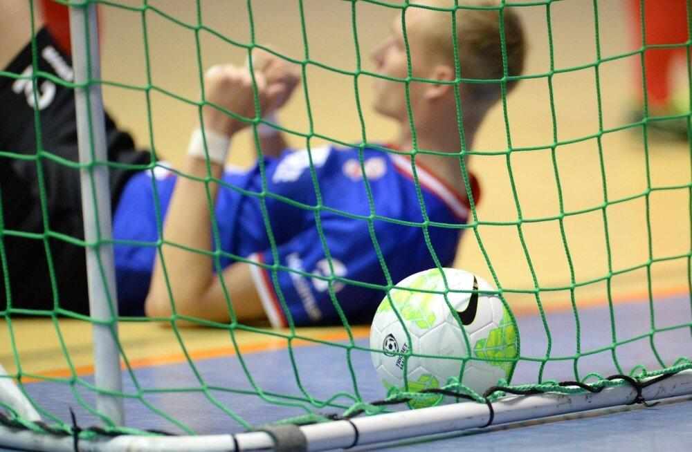Triobet saaliliiga S. Narva United FC vs S. Tartu Maksimum FC 07.11.15