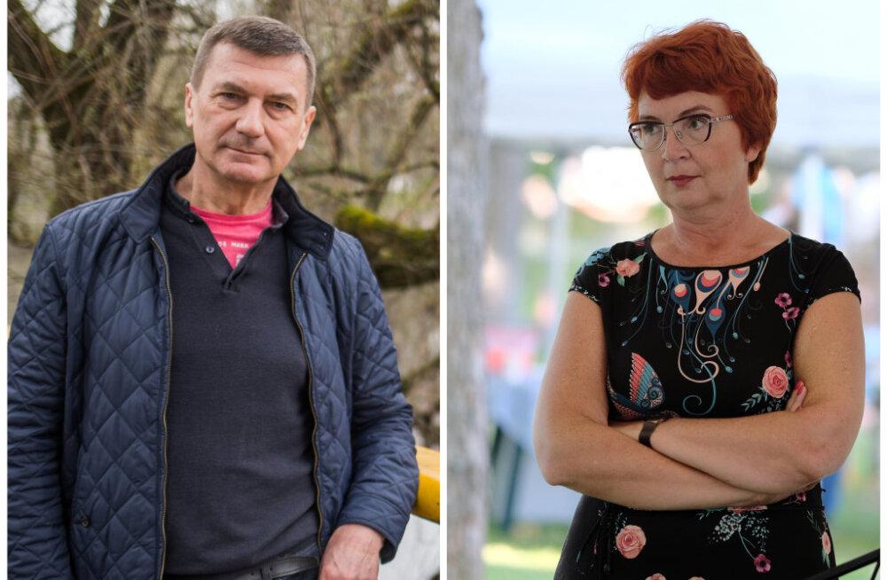 Yana Toom valitsust kritiseerinud Andrus Ansipist: ta peaks end nüüd Euroopa Komisjoni voliniku kohalt taandama