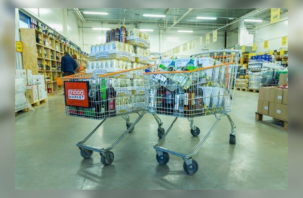 Сравним эстонские цены с латвийскими! Есть ли смысл ездить к южным соседям за едой, алкоголем и топливом?