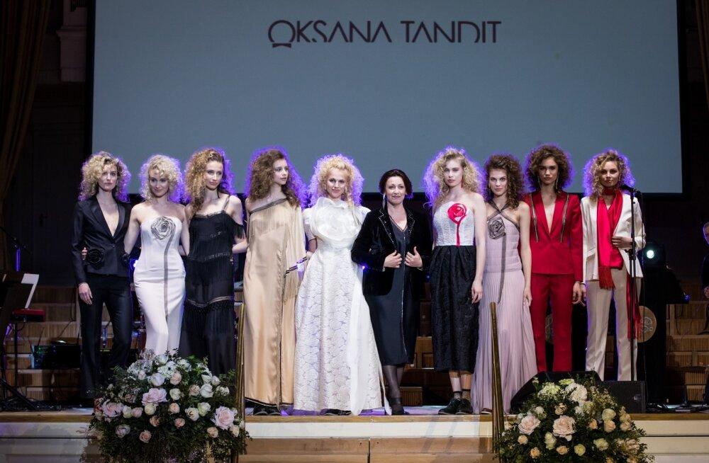 """Oksana Tandit esitles kollektsiooni """"Desert Rose"""""""