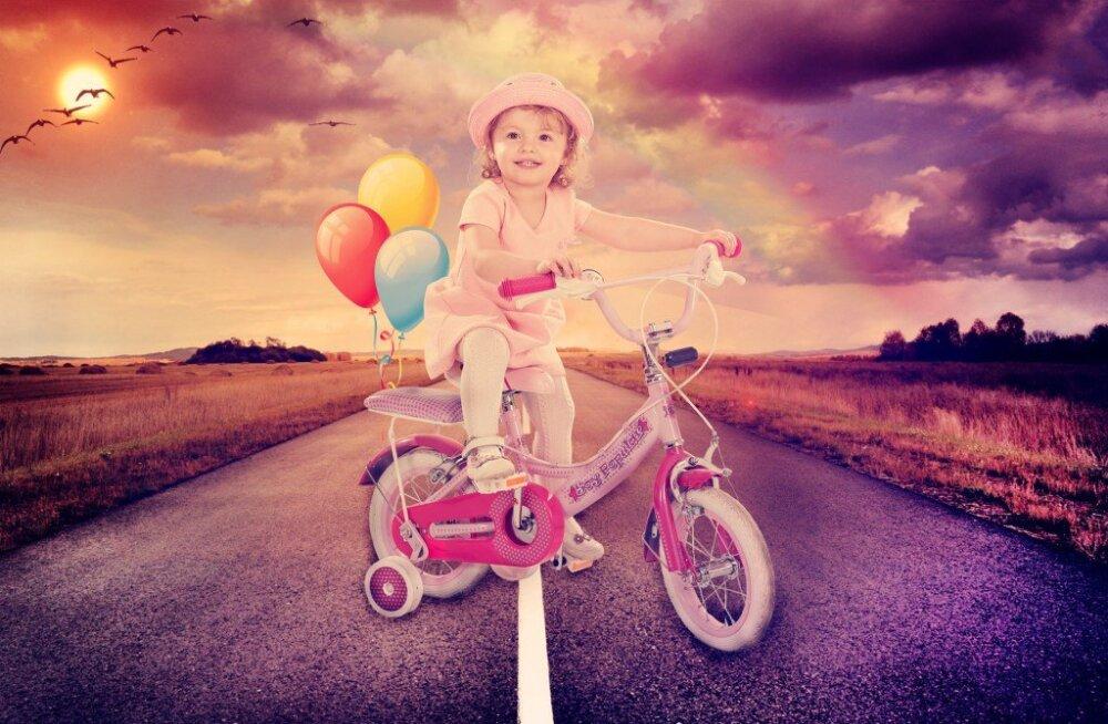 Jalgrattasõidu ABC: kuidas panna laps jalgrattasõidust vaimustuma?