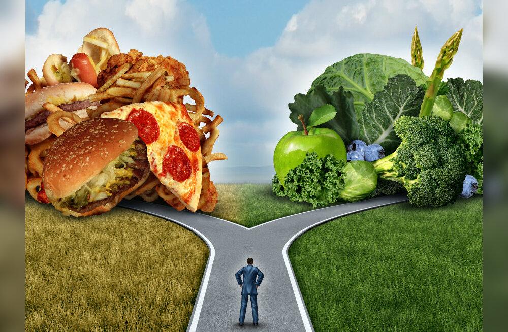 Teadlased tõdevad: kalorite piiramine 30% võrra pikendab eluiga ja vähendab haigusi