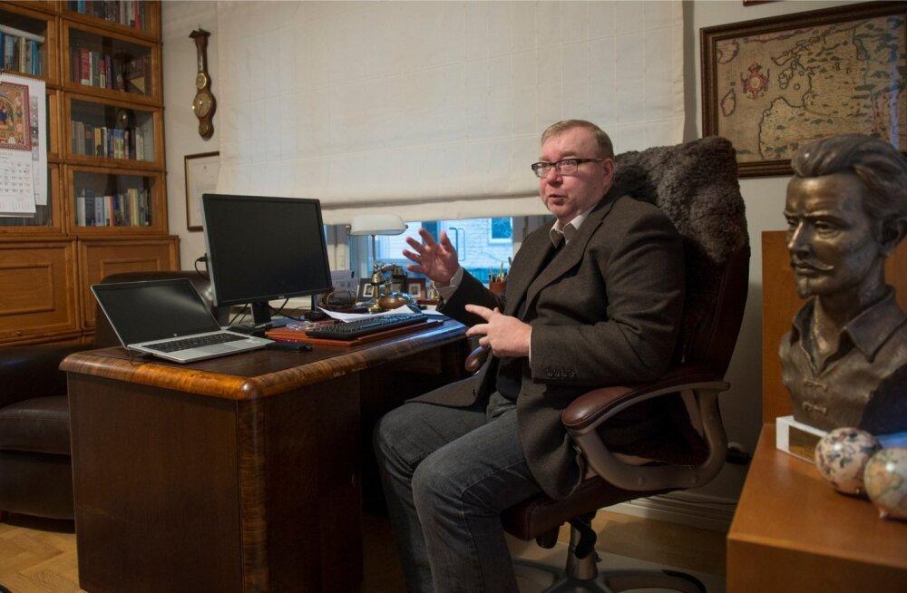 Mart Laari sõnul ei ole keskpanga nõukogul panga presidendi kohale eelistatud kandidaate.