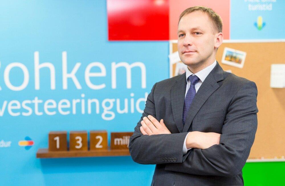 Indrek Pällo sõnul pakub Eesti head asukohta ja ärikeskkonda ning kvalifitseeritud tööjõudu.