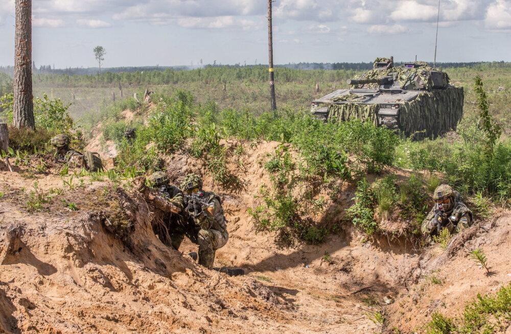 INTERVJUU | Tulevane Eesti suursaadik USAs: Eesti kaitsekulutused peavad suurenema või kaitsevägi kahaneb