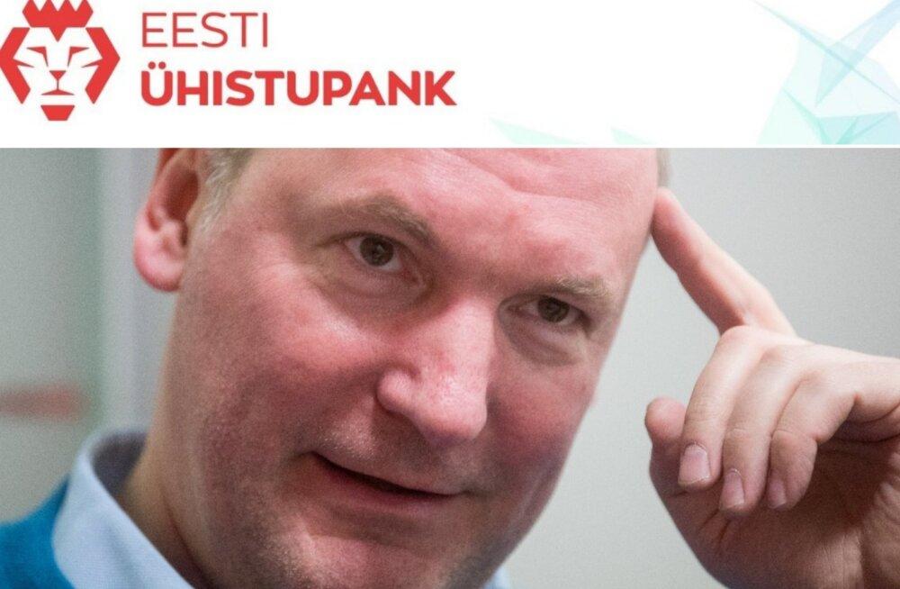 Mart Luik: läks küll kolm aastat, aga lõpuks sai isegi Keskerakond aru, et Eesti Ühistupanka ei ole ega tule