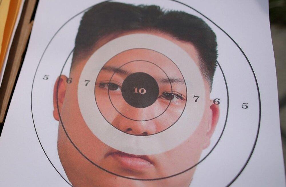 Põhja-Korea süüdistab CIA-d ja Lõuna-Koread Kim Jong-uni tapmise