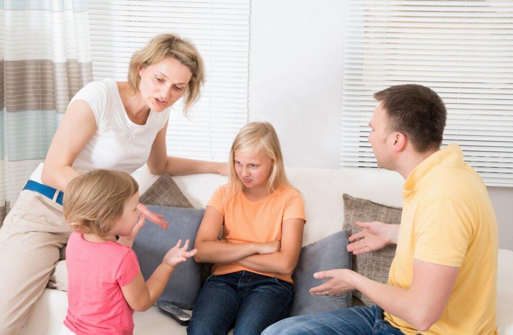 Tegelikud põhjused, miks lapsed vanemate karjuvale kõneviisile ei reageeri ja soovitused, kuidas nendega normaalselt suhelda