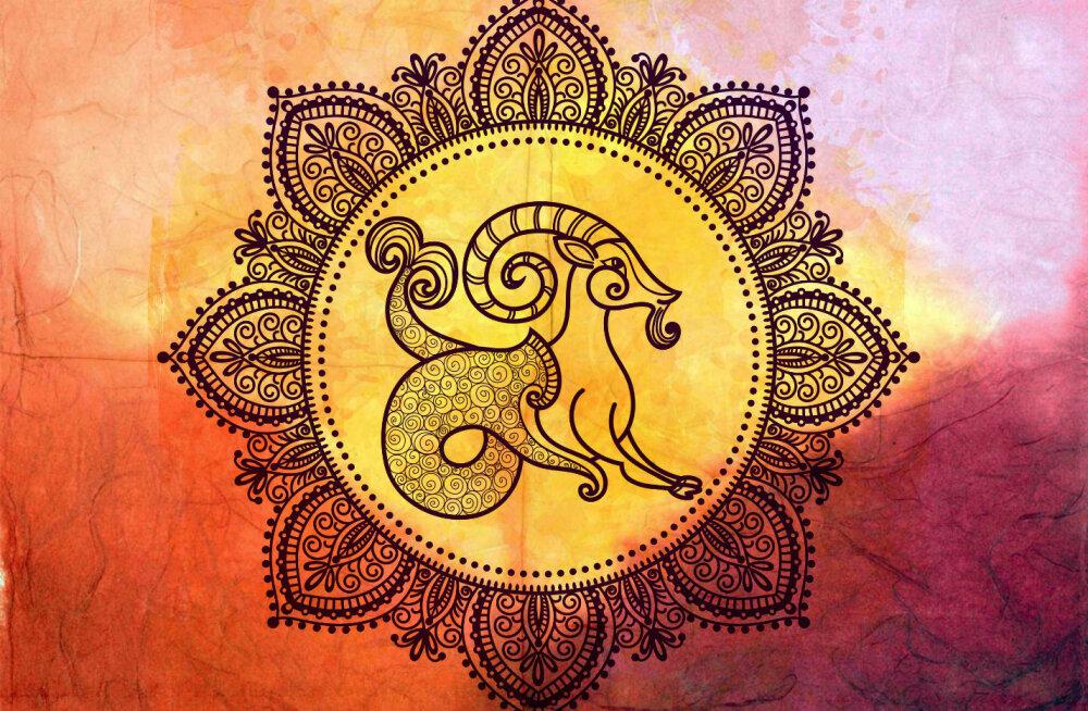 India astroloogia: suur 2018 aasta horoskoop Kaljukitse Kuumärgile