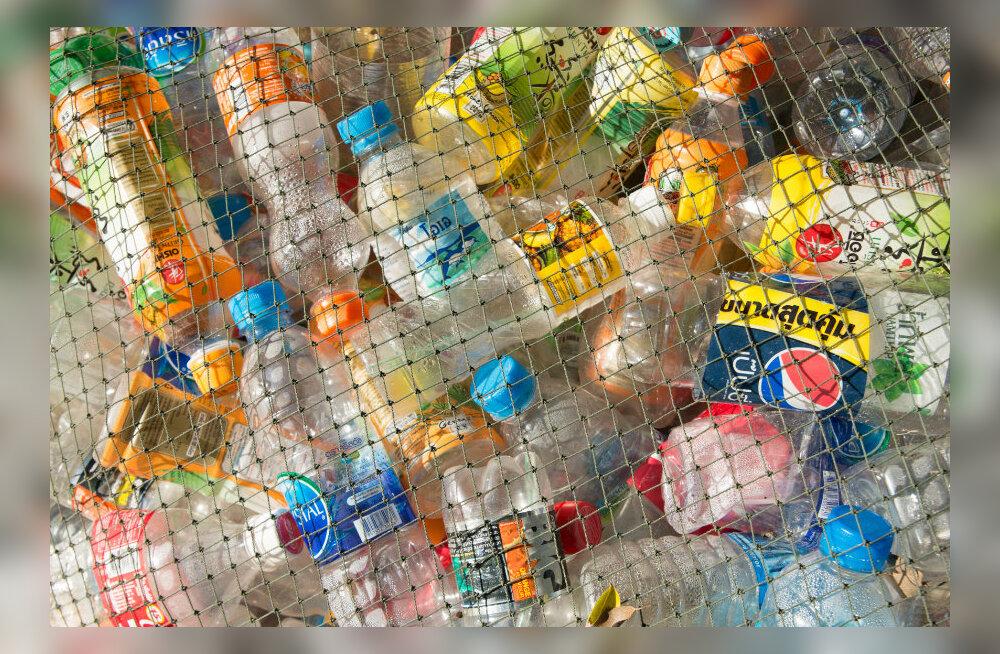 Keskkonnasõbralik tegu: San Francisco on esimene plastpudelid keelustanud linn USA-s