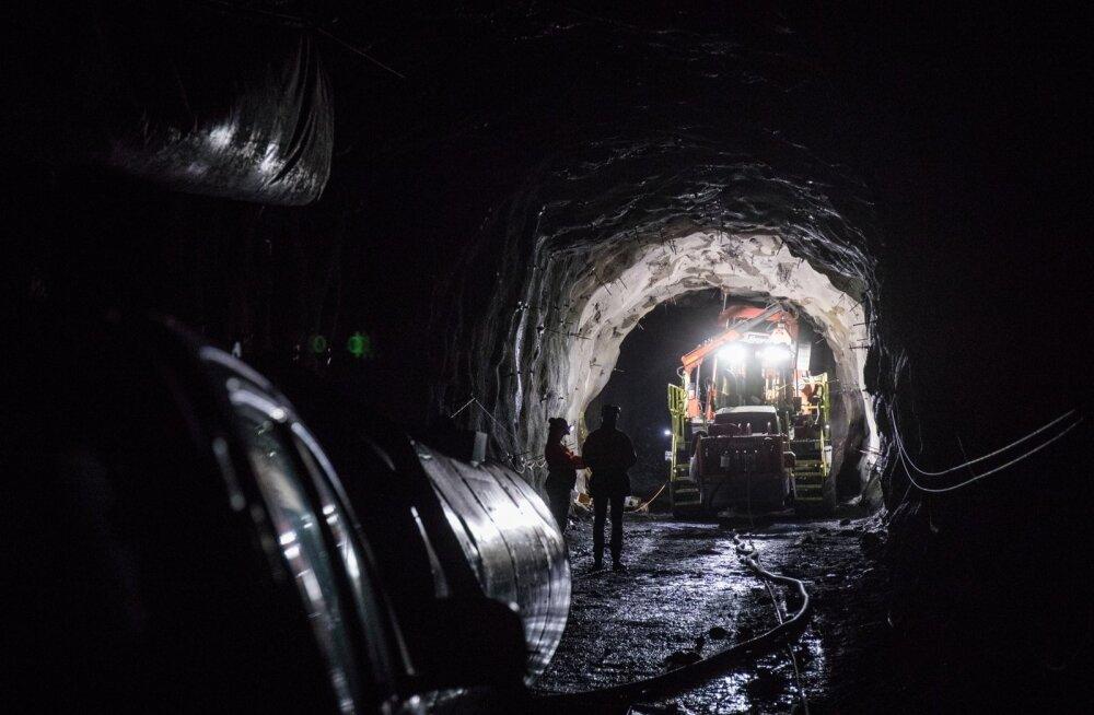 kullakaevandus