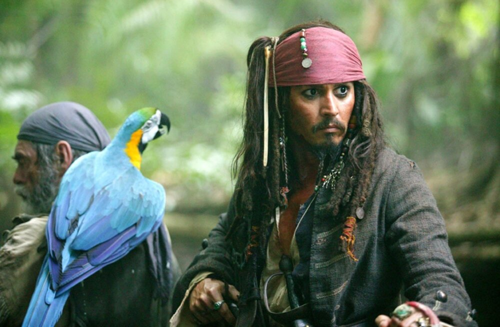 Pirates of the Caribbean 2: Dead Man s Chest