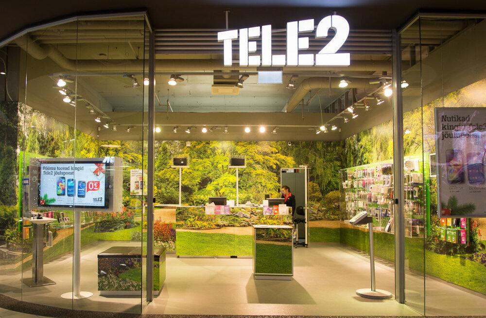 Tele 2 kliendid saavad Elisalt ja Telialt ulmelisi pakkumisi
