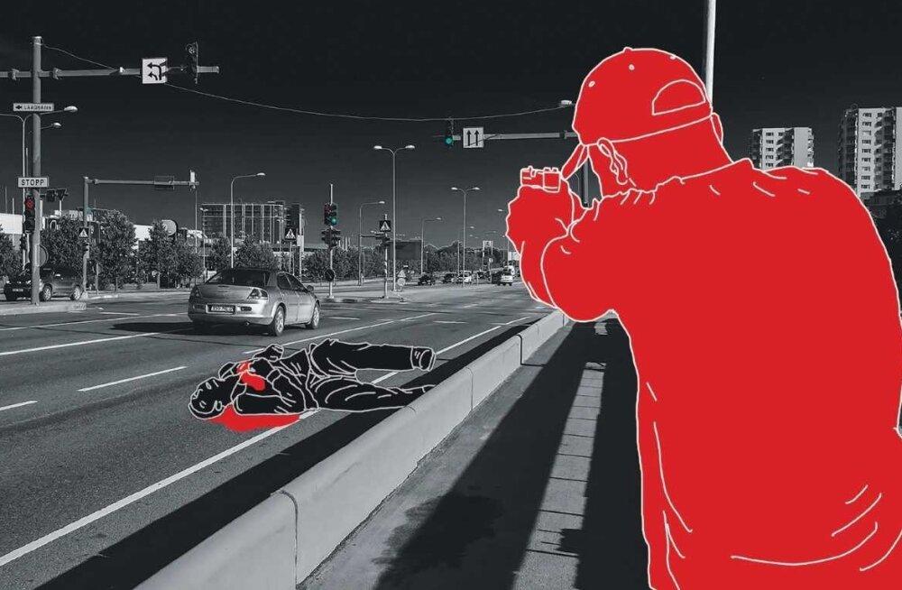 Enesekaitse või jõhker tapmiskatse – mis juhtus kuus nädalat tagasi Mustakivi sillal?
