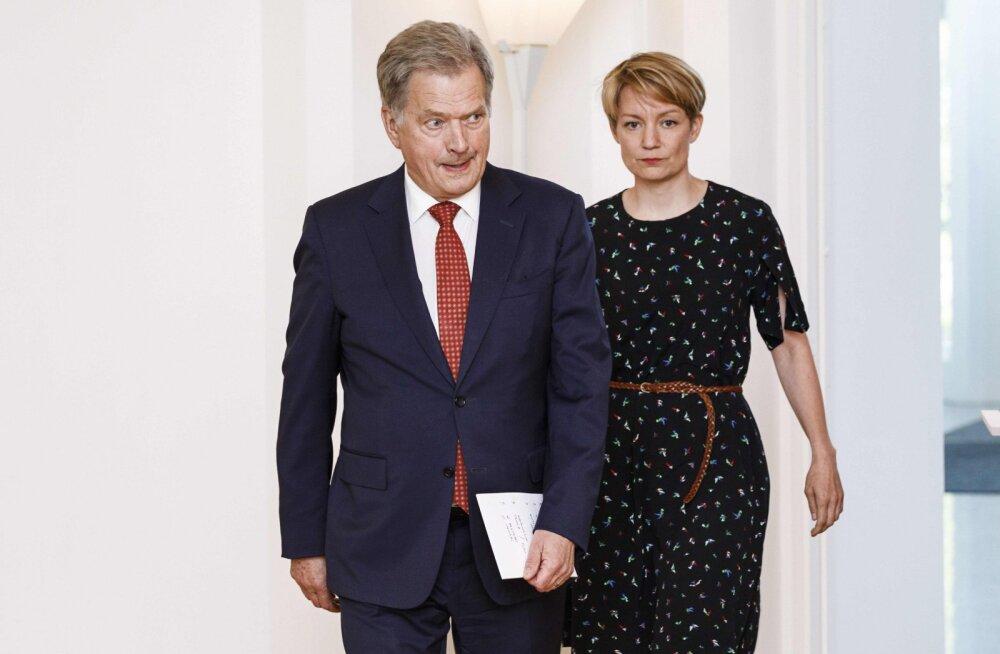 Niinistö: USA ja Venemaa võivad hakata Euroopa üle otsustama