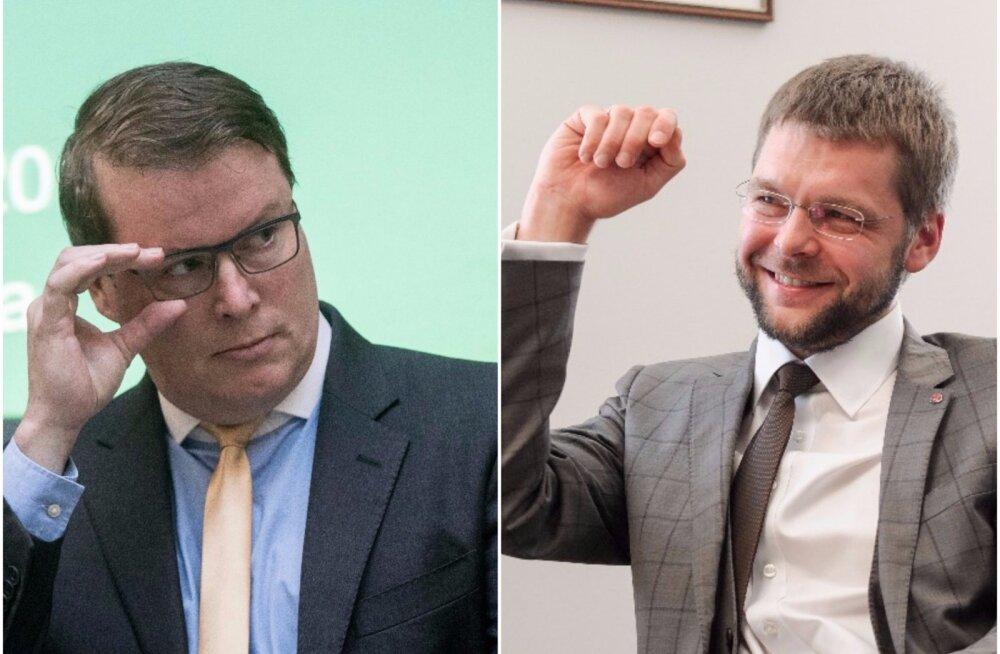 Jakko Väli avalik kiri Jevgeni Ossinovskile: Eesti riik on olemas ja vajalik vaid eestlaste ja eestluse pärast! Miks sotsid vastanduvad EKREle?