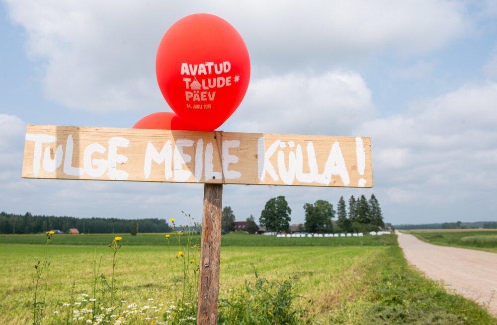 Avatud talude päev 2016 - Liivamäe talu
