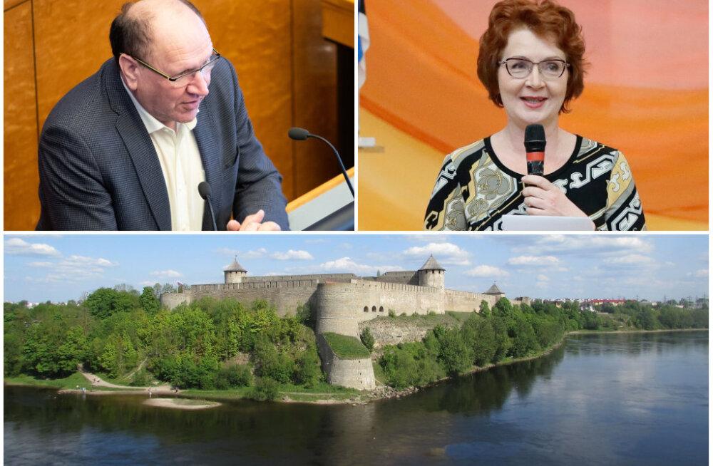 Mart Helme: Yana Toom, teie kultuurautonoomia on teisel pool Narva jõge! Jumala eest, jätke meid rahule