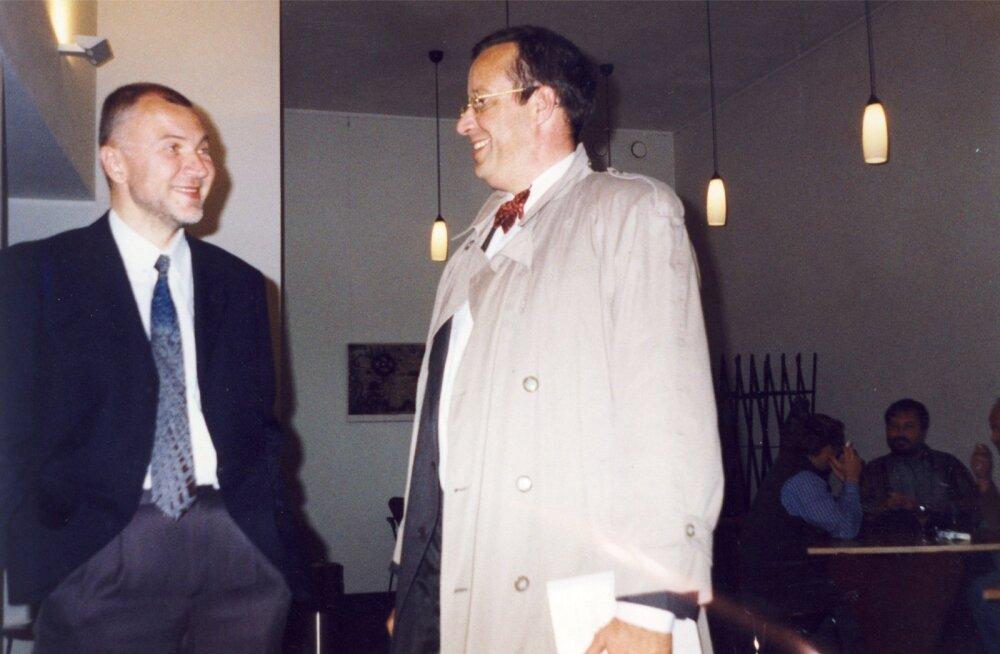 Kirjanik Indrek Hirv: Toomas Hendrik Ilves aitas mul läände põgeneda