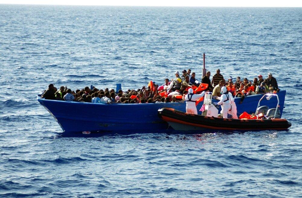 Immigrandid Vahemerel