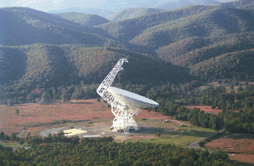 Maavälise elu otsijad tuvastasid vaid mõne tunniga viisteist kaugest galaktikast lähtuvat raadiosignaali