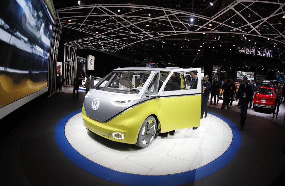 Ja tulebki! Volkswageni legendaarse väikebussi elektriversioon ei jää vaid ideemasinaks, vaid jõuab ka turule