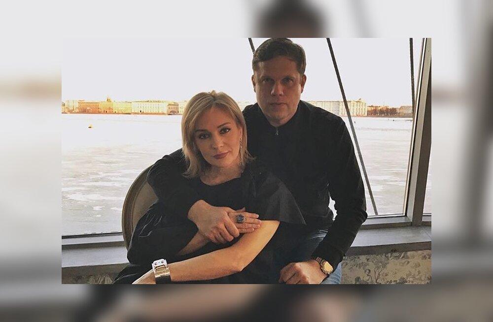 Татьяна Буланова отметила день рождения с бывшим мужем
