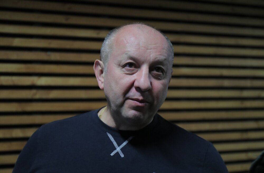 KHL-i asepresident Georgi Kobõljanski