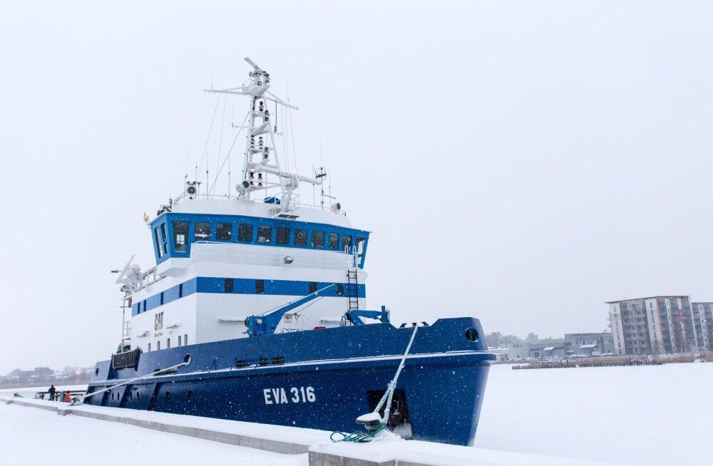 jäämurdja EVA 316 Pärnus