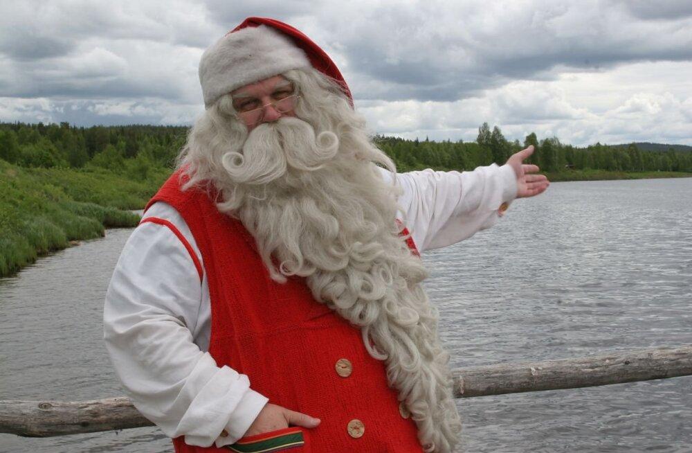 Pühad lähenevad! Kas sina tead, kuidas soomlased jõuluvana endale said?