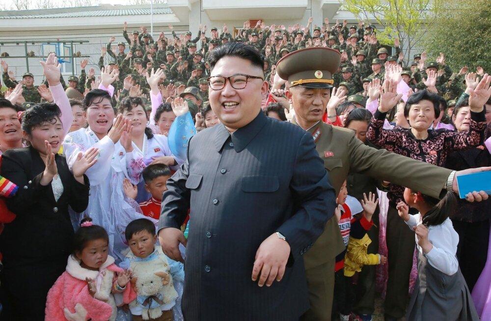 Põhja-Korea nõuab Kim Jong-uni väidetava tapmisvandenõu kahtlusaluste üleandmist