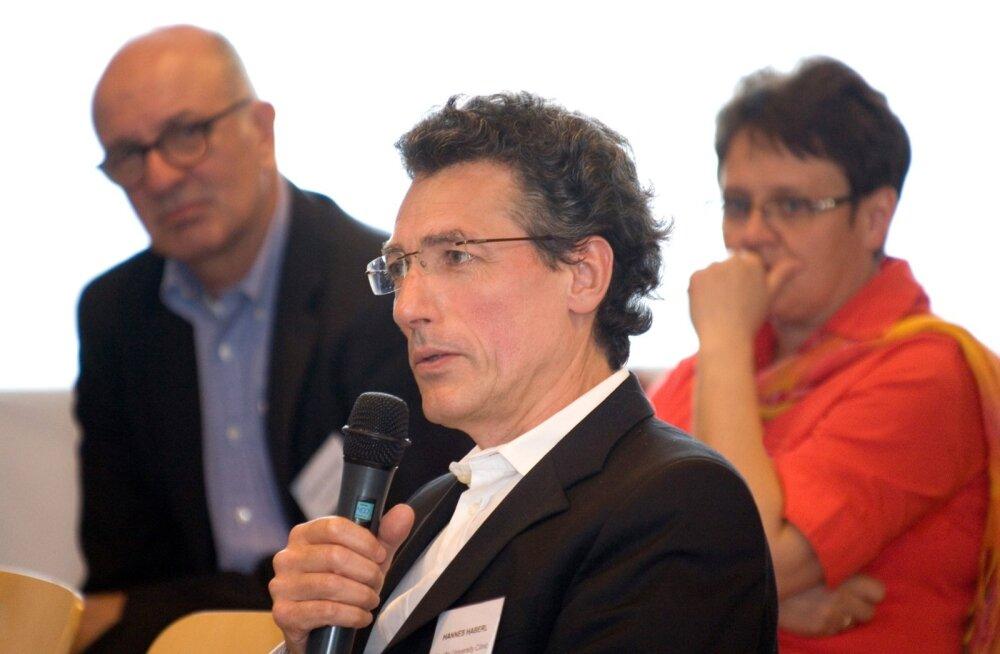 Saksa lasteneurokirurg professor Ernst-Johannes Haberl