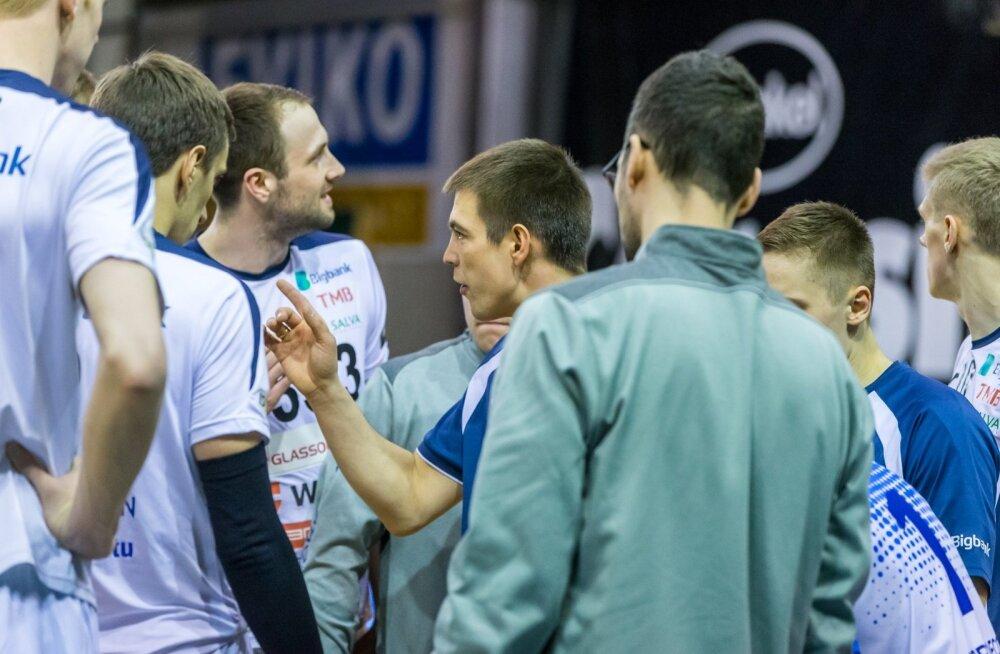 Võrkpalli poolfinaal - Tartu Bigbank vs VK Rakvere