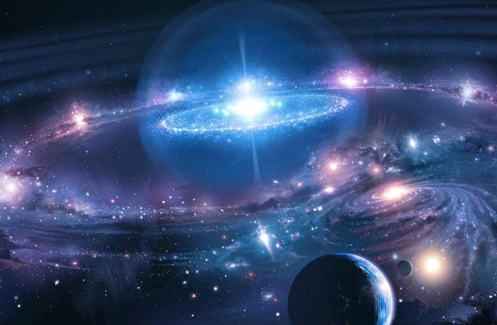 Järeldused tuleb keerata pea peale: tumeenergiat ei pruugigi olemas olla