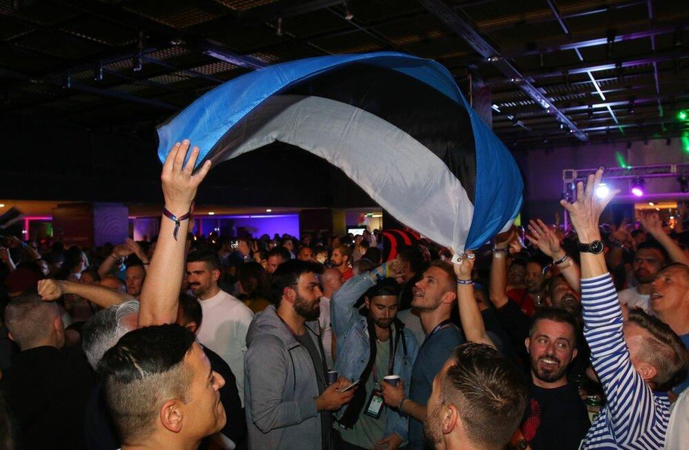 Pidu Kiievi Eurovisioni euroklubis