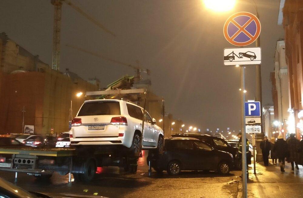 Toyota Land Cruiser, teisaldamine