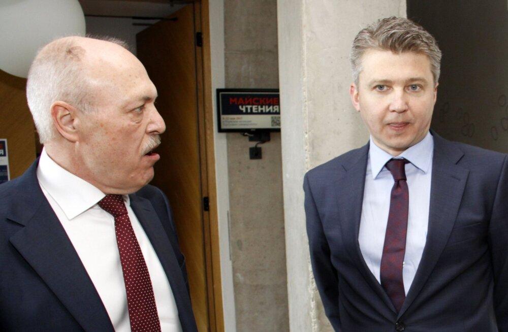 МИД ЭР подтвердил: российскому генконсулу и консулу в Нарве вручили ноту, они покинут Эстонию