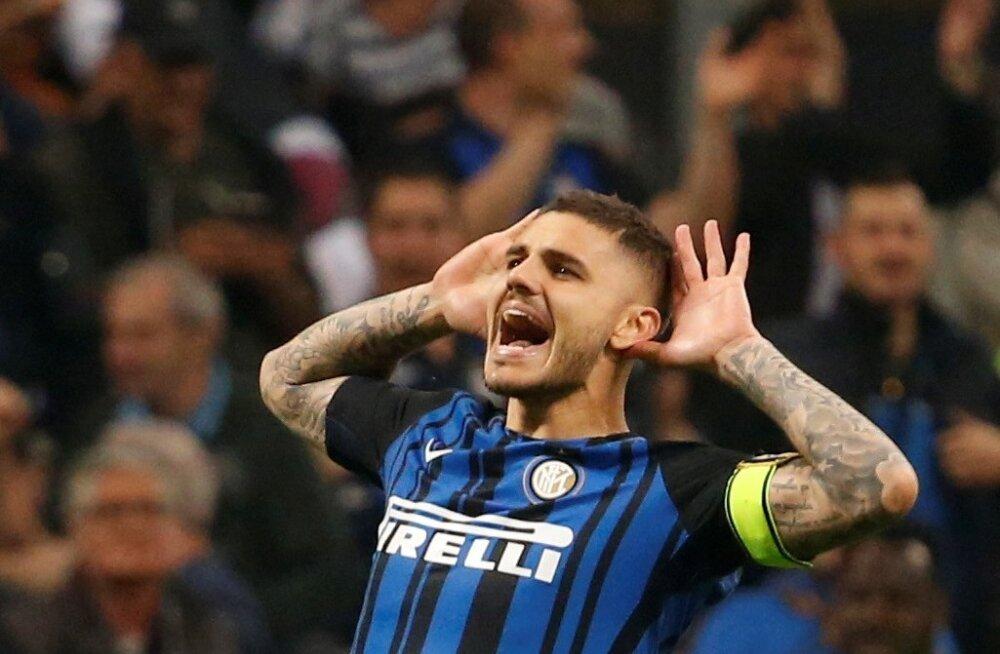 Mauro Icardi Milano Interi särgis.