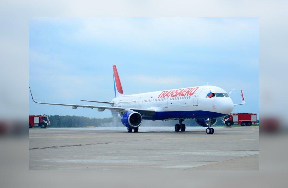 Transaero Airbus A321