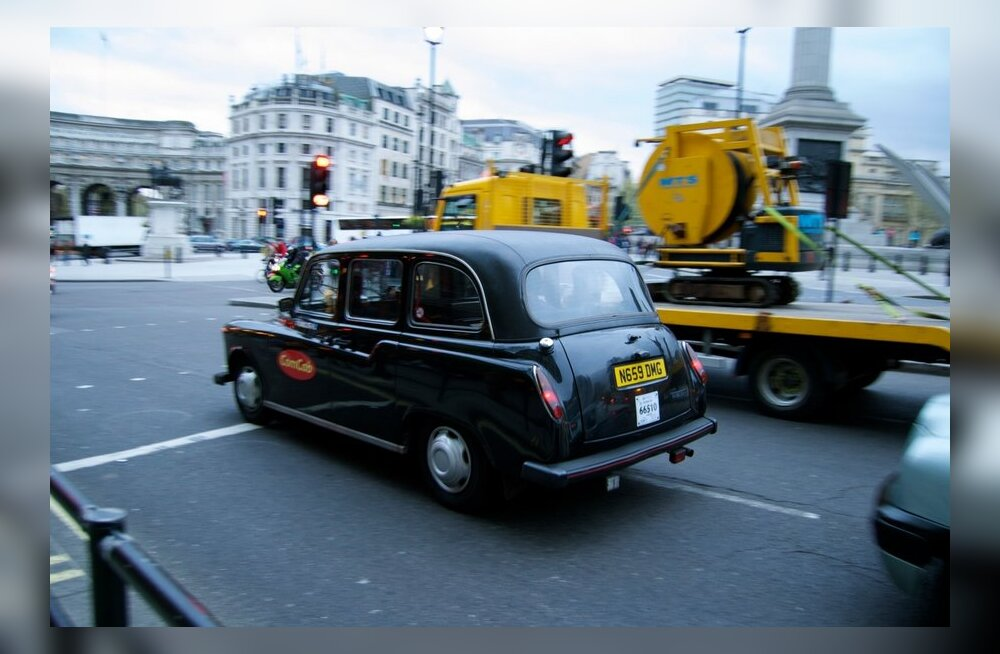 Londoni takso